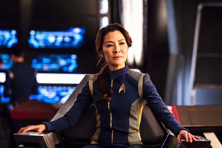 Michelle Yeoh Star Trek