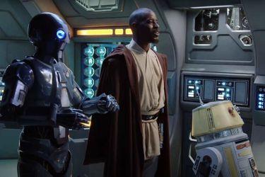 El actor de Jar Jar guía a una nueva generación de aspirantes a Jedi en el tráiler de Star Wars: Jedi Temple Challenge