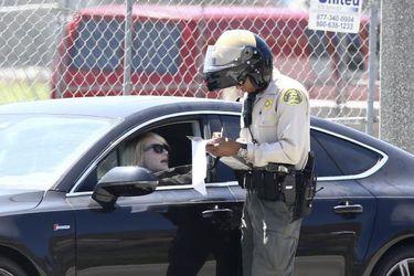 Efecto coronavirus: La policía de EE.UU. está infraccionando menos a quienes circulan a exceso de velocidad