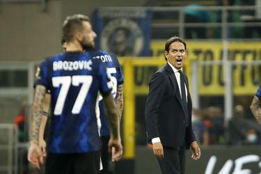 """Inzaghi, DT de Inter: """"Jugando así, estoy seguro de que clasificaremos a octavos de final"""""""