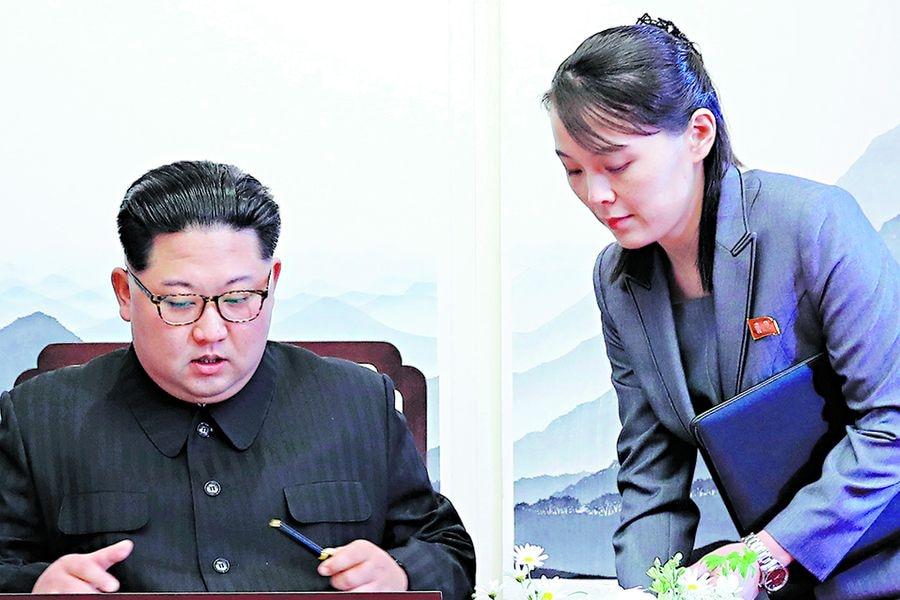 Kim Yo Jong, la joven hermana que podría suceder al líder ...
