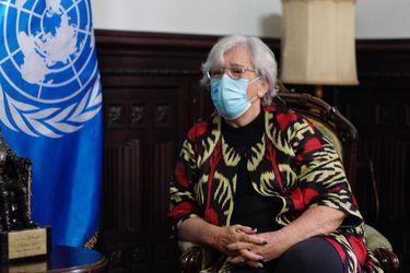 """Susana Rico, representante del Programa Mundial de Alimentos de la ONU: """"La crisis económica que atraviesa Venezuela está afectando la seguridad alimentaria de la población"""""""