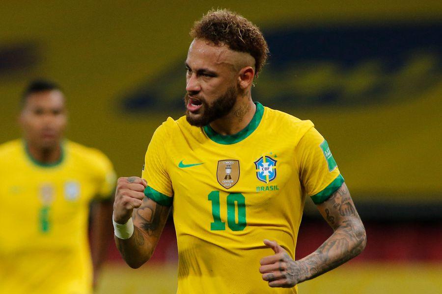 Neymar, una de las figuras que tendrá la Copa América.