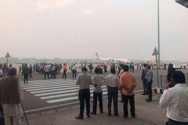 Avión de Biman Bangladesh Airline efectúa aterrizaje de emergencia tras intento de secuestro