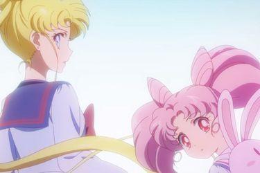 Chibiusa es la protagonista del nuevo video promocional de la película de Sailor Moon Eternal
