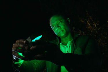 """""""Rechazó la invitación"""": David Ramsey puso en duda a la transformación de Diggle en Green Lantern"""