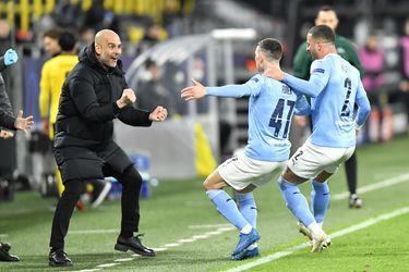 El City de Guardiola vence al Dörtmund y rompe el maleficio de los cuartos de final