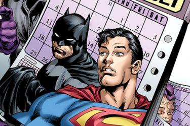 DC canceló al cómic de Batman/Superman