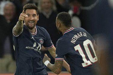 Messi salvó el espectáculo: PSG venció 2-0 al City en el duelo millonario de la Champions