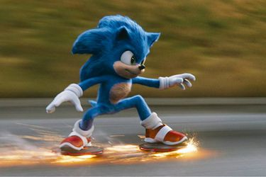 Sonic-Zapatillas