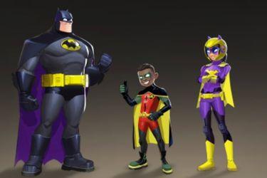 Ethan Hawke interpretará a Batman en la serie animada del Batimóvil