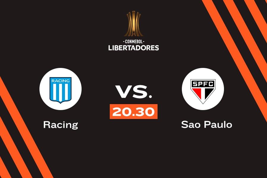 Racing vs. Sao Paulo