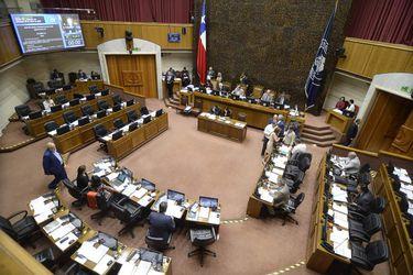 Senado Vota  Reforma Tributaria
