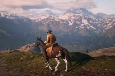 Red Dead Redemption 2 y God of War lideran las nominaciones en los Game Awards
