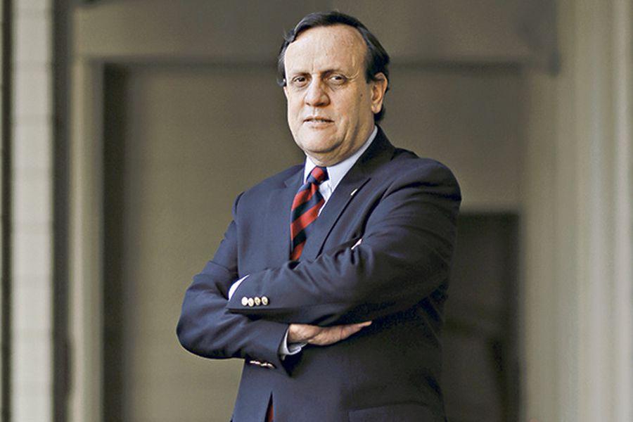 Ignacio Sánchez  Rector de la Universidad Católica