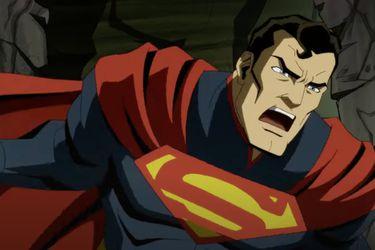 Superman asesina al Joker en el nuevo tráiler para la película animada de Injustice