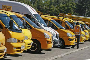 Se extiende por un año la vigencia de vehículos de transporte público que salían de circulación por antigüedad
