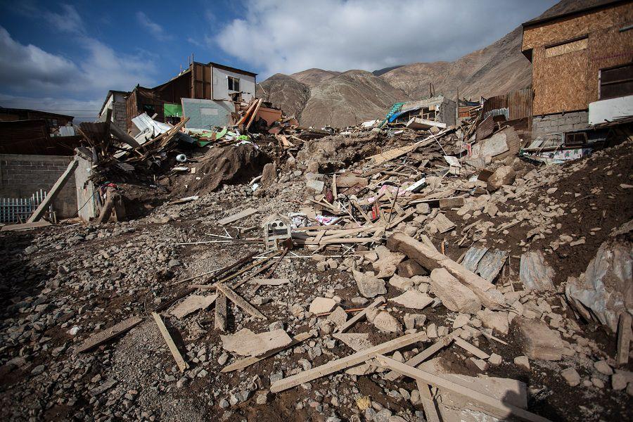 TOCOPILLA: Viviendas de fallecidos en aluviones de Tocopilla