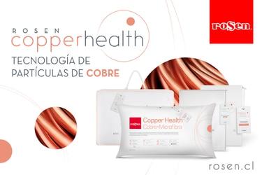 Rosen Copper Health: La nueva ropa de cama con tecnología de cobre que cuida la salud