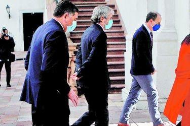 Gobierno suspende comité político con Chile Vamos en señal de molestia