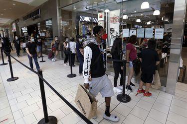 Recuperación de Estados Unidos gana tracción con crecimiento de 6,4% en el primer trimestre