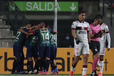 Flamengo remonta ante La Calera