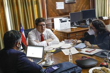 Cerda destaca proceso de vacunación en reunión anual del Banco Interamericano de Desarrollo