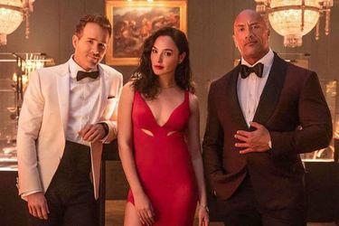 El tráiler de Red Notice, la nueva superproducción de Netflix con The Rock, Ryan Reynolds y Gal Gadot