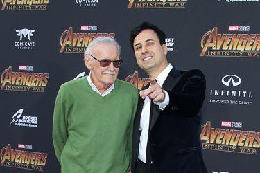 Avengers: Infinity War film premiere - Los Angeles