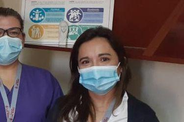 """Jefa de gestión de Fundación Las Rosas: """"Es determinante el impacto de la vacuna; ya vemos una disminución en la cantidad y gravedad de los cuadros"""""""