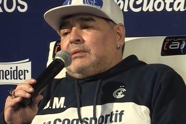 Los polémicos momentos en la vida de Maradona