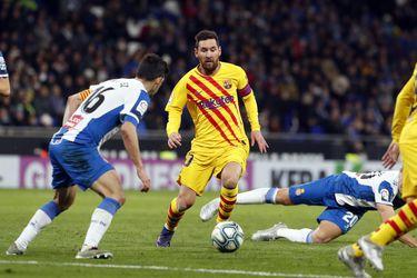 Messi encabeza la lista de los futbolistas mejores pagados