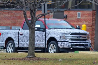 Ford F-150 enchufable