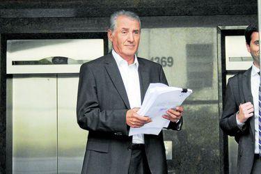 La multa de Julio Ponce vuelve a fojas cero: tribunal ordena devolver pago