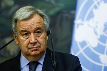 Asamblea General de las Naciones Unidas confirma a Guterres para un segundo mandato como secretario general