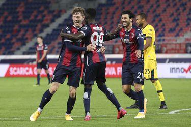 Una buena para Rueda: Gary Medel entra y asiste en triunfo del Bologna
