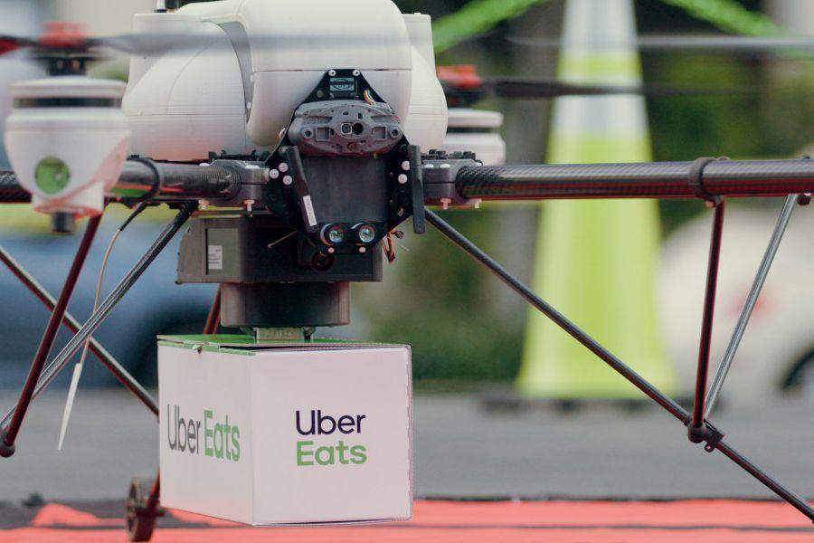 el dron