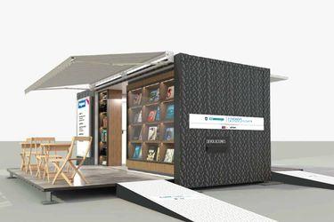 Lectura al aire libre: se instalarán módulos de bibliotecas en los parques Balmaceda y Bustamante