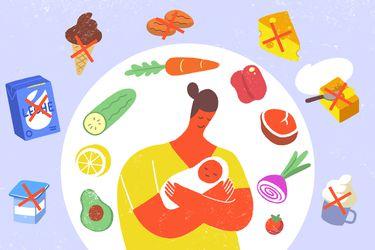 Breve guía para madres de guaguas con alergias alimentarias