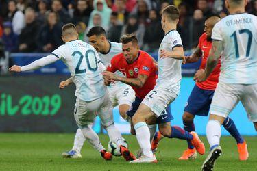 La Roja abrirá frente a Argentina la Copa América de 2021