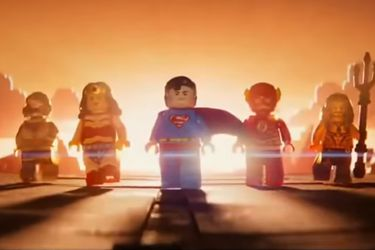 Los superhéroes DC son el foco del nuevo TV Spot de The Lego Movie 2