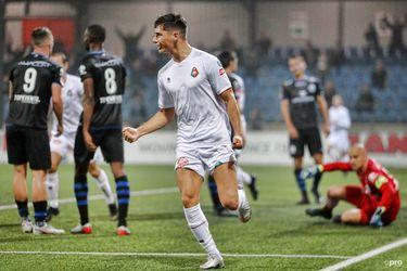 Sebastián Soto se estrena como goleador en Países Bajos con doblete