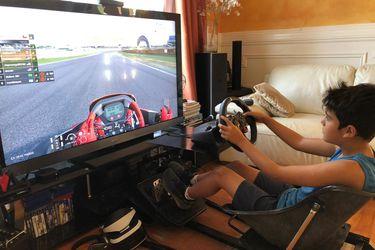 El torneo pasa al computador: la realidad virtual al rescate del deporte