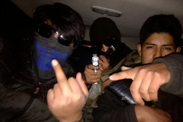 Antu: El joven investigado por tráfico y porte de armas de la comunidad Temucuicui