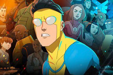 La película live-action de Invincible buscaría diferenciarse de la serie animada