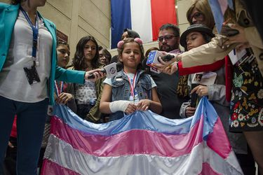 La niñez trans que encendió el debate de la LIG