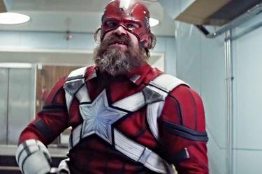 David Harbour filtró elementos de Black Widow para evitar similitudes con Stranger Things 4