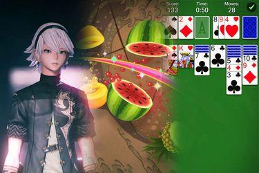 Fantasian y otros 30 juegos llegan hoy día a Apple Arcade