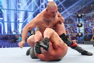 La WWE cortó su nexo con Cain Velásquez