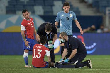 Dos menos para Lasarte: la Roja informa lesiones de Pulgar y Maripán y los pierde para el duelo ante Paraguay